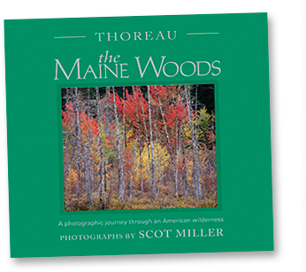 The Maine Woods by Levenger Press book cover